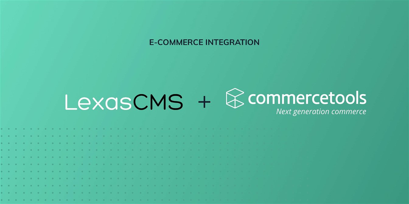Commercetools integration cover image