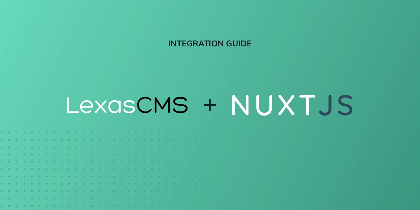 Nuxt.js integration guide cover