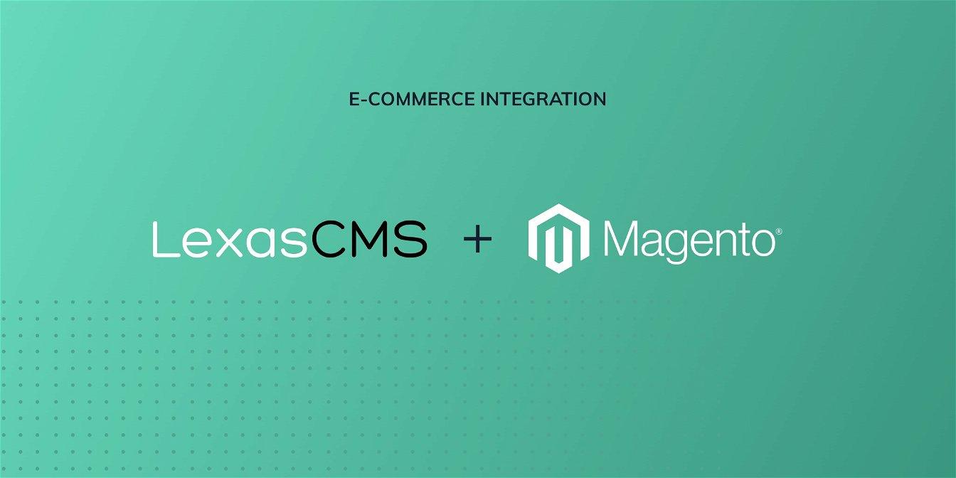 Magento 2 integration cover image